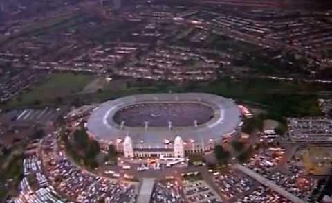 Queen – Wembley Stadium 1986
