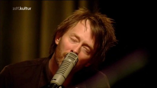 Radiohead – In Rainbows Session